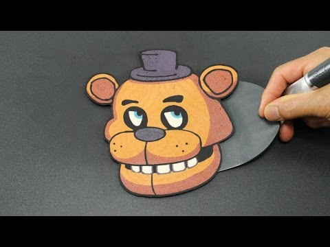 PANCAKE - Freddy Fazbear | Five Nights at Freddy's | FNAF by Tiger Tomato