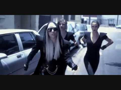 Lady Gaga - Fashion Music Video