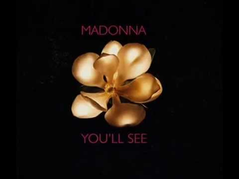 Madonna - You'll See (Audio)