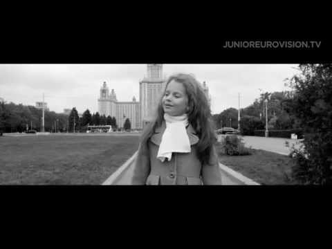Алиса Кожикина мечтатель Russia Junior Eurovision 2014