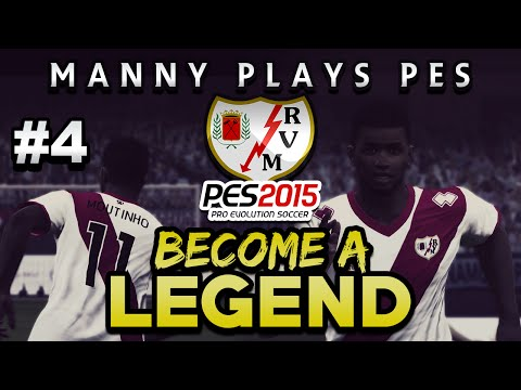 FIFAMANNY PLAYS PES!| BECOME A LEGEND EP#4| ''STOP SUBBING ME!!!''