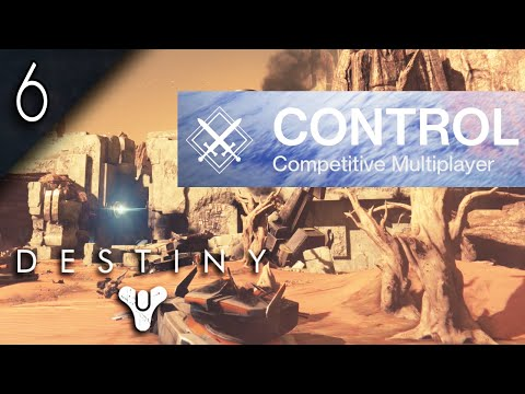 Mr. Odd - Let's Play Destiny [BLIND] - Part 6 - [Crucible] Control on Bastion