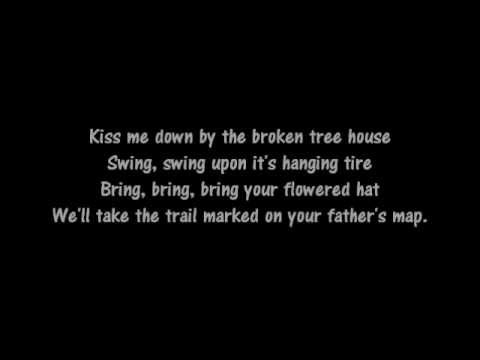 The Fray - Kiss me (Original Song from Jason Walker) [Lyrics on Screen]