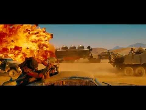 Mad Max Trailer: Re-scored [Carpenter Brut]