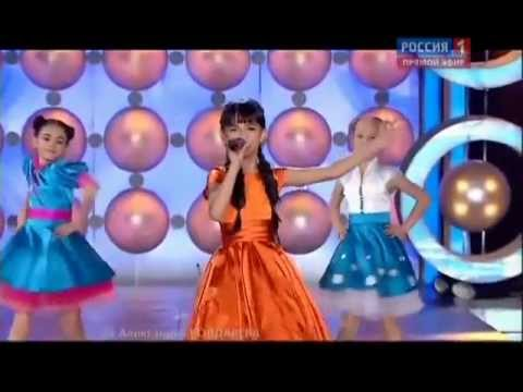 HQ JESC 2012 Russia: Aleksandra Boldareva - 12345 (Pro mechtu) (Live - National Final)