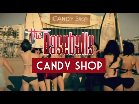 The Baseballs - Candy Shop (Official Video)