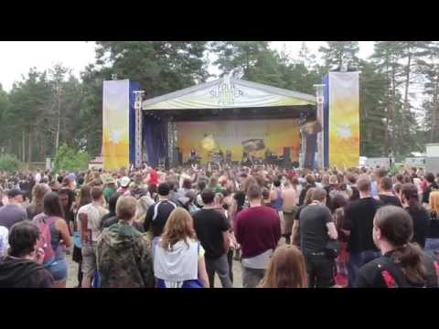 Woodscream - Баллада о реке Шэннон @ Live at Folk Summer Fest 2015
