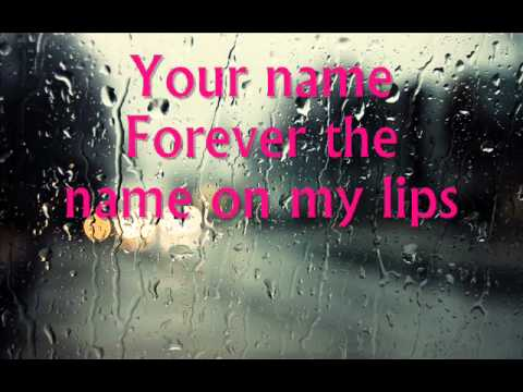Last Kiss - Taylor Swift {Rain version with lyrics}