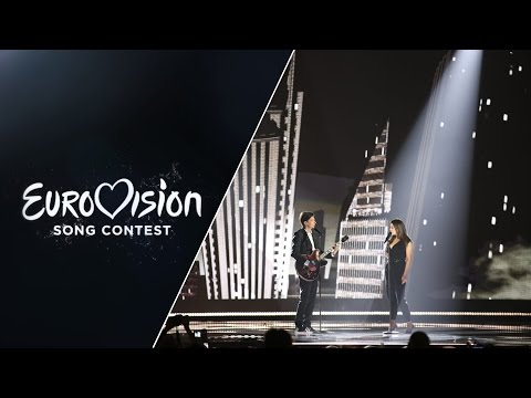 Elina Born & Stig Rästa - Goodbye To Yesterday (Estonia) - LIVE at Eurovision 2015 Grand Final