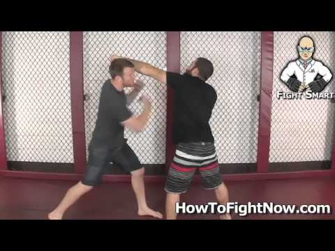 How To Dodge Punches - Trav's Head Movement Training - Learn How To Slip a Punch and Counter Punch