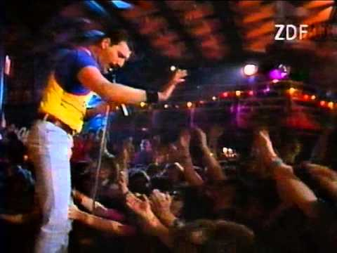 Queen - It's a kind of Magic - Montreux - 1986