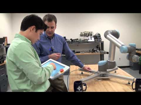 Cross Company's Automation Group Introduces Universal Robots