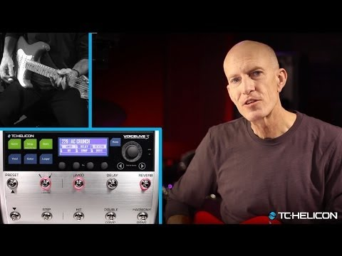 VoiceLive 3 - Closer Look - Guitar