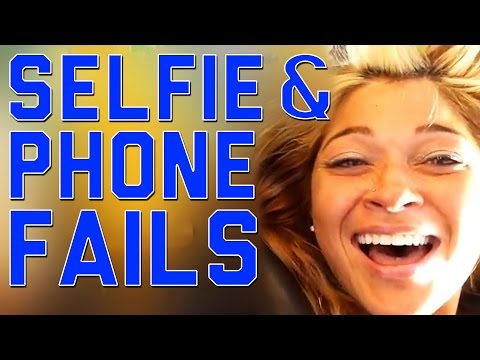 Cell Phone and Selfie Fails || Mobile Phone Fails by FailArmy